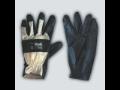 Výroba šití ochranných pracovních rukavic