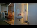 sanitární keramika a další vybavení do koupelny