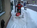 Úklid a odvoz sněhu, zimní údržba komunikací Olomouc
