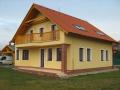 Rodinné a řadové domy na klíč výstavba