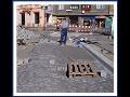 Zpevněné plochy, výstavby chodníky, komunikace Opava