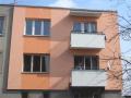 Rekonstrukce zateplování fasád sádrokartony zednictví Hradec