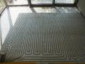 Teplovodní podlahové vytápění, topení - energeticky úsporné systémy