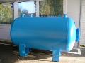 Kvalitní tlakové nádoby – stojaté a ležaté vzdušníky