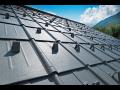 Plechové střechy - realizace střešní systémy  Satjam, Lindab, Prefa, Blachotrapez