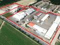 Prodej průmyslového areálu v Kravařích