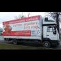 Tisk na samolepící fólii, výroba autoplachet - účinná reklama