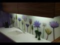 Kvalitní fotosklo do obýváku nebo kuchyně či koupelny