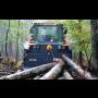 Lesní technika a příslušenství Uniforest - dodávky a servis lesních strojů po celé ČR