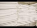 Čistírna prádla pro hotely, penziony a restaurace - praní a žehlení prádla