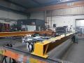 Kovovýroba, zdvihací technika, mostové a portálové jeřáby, výroba a revize