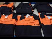 Praní a chemické čištění pracovních oděvů - čistírna pro firmy i domácnosti