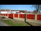 Dřevěné ploty, dřevěné stěny Hradec Králové, Pardubice, Praha