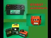 Prodej akumulátorů - baterie pro lodě, elektrokola, skútry, trakční baterie