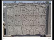 Kvalitní a bezpečný betonový plot pro Váš rodinný dům od českého výrobce
