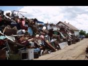 Výkup železa, železného šrotu, barevných kovů a papíru v Kladně za výhodné výkupní ceny