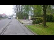 Výstavba zpevněných ploch, komunikací, parkovišť, chodníků