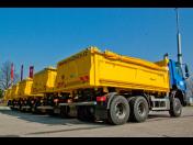 Výkonná zemědělská technika a nástavby pro Váš nový i postarší nákladní automobil