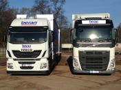 Mezinárodní kamionová doprava Španělsko, Portugalsko, Anglie a Francie