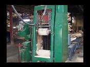 Prizmovací pila P 200 pro podélné rozřezání tenké kulatiny