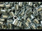 Galvanické zinkování - povrchová úprava technicky náročnějších dílů