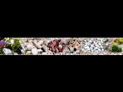 Prodej okrasných kamenů - kameny určené na skalky, zídky i do jezírek