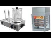 Stroje na Hot-Dog, pro přípravu párku v rohlíku - prodej, pronájem