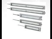 Strojní a pracovní svítidla s LED technologií - ohebná, s ramenem nebo bodová