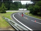 Dopravní značení pro přehlednější a bezpečnější cesty - pronájem, montáž