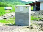 Kvalitní HUP skříně pro plyn a elektro
