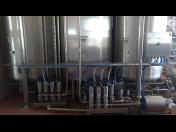 Pasterizační stanice a výrobní linky pro mlékárny