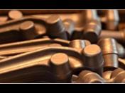 Certifikovaná výroba z nerez oceli, zápustková kovárna
