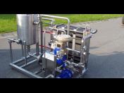 Kompletní dodávky výrobních linek pro potravinářský průmysl a mlékárenské provozy