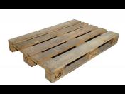 Výkup použitých dřevěných palet a europalet za výhodné ceny - výkupny