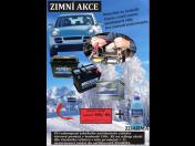 Autobaterie - prodej a výměna autobaterií včetně kontroly nabíjení