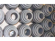 Conical band springs - evolute, made to measure the Czech Republic