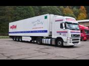 Silniční mezinárodní a vnitrostátní dopravní služby
