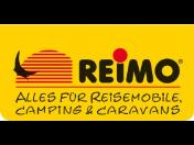 Doplňky, příslušenství k obytným vozům, ke karavanům zn. Reimo