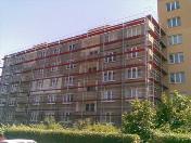 Rychle stavitelné modulové, rámové lešení - pronájem, půjčovna