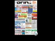 Zveřejněte svůj inzerát v inzertních novinách ORIN