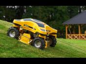 Profesionálně udržovaný trávník, efektivní výsledek - sekačky, mulčovače a traktory