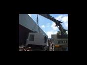 Stěhování, transport strojů a strojních zařízení do 25 tun