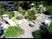 Realizace, návrhy a projektování zahrad na míru - kvalitní zahradnické služby, odborná péče o zeleň