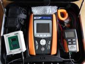Měření a optimalizace výkonu fotovoltaických elektráren. Kontrolu panelů.