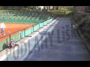 Zátěžové podlahy, panely, které chrání trávník na stadionu při koncertu, výstavě.