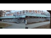 Ochrana fasády proti sprejerům, antigrafitti systém - odstranění sprejerských nápisů a grafitti