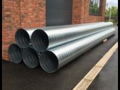 Výroba potrubí pro vzduchotechniku - kruhové, hranaté nebo spiro potrubí