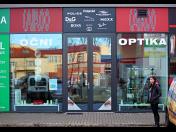 Oční optika s věrnostním programen - slevy a akce pro členy VIP