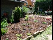 Návrhy v 3D projekci a realizace zahrad podle vlastností daného území