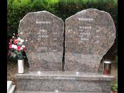Náhrobní desky - kvalitní a odolné náhrobky z umělého i přírodního kamene na míru